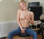Christine Plays With Her Dildo 23