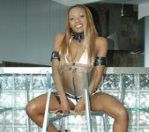 Desire Used Lex's Black Joy Stick Like A Humping Post! 9