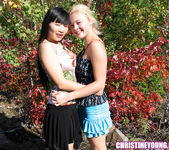 Yumi Lee, Christine Young 3