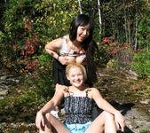 Yumi Lee, Christine Young 17