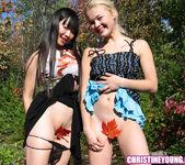 Yumi Lee, Christine Young 26