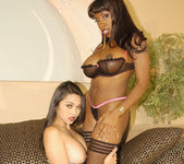 Vanessa Blue & Mika Tan get fucked by Lex Steele 29