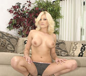 Stacy Thorn Breaks Out The Dildo 8