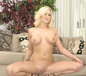 Stacy Thorn Breaks Out The Dildo 18