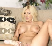 Stacy Thorn Breaks Out The Dildo 22