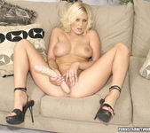 Stacy Thorn Breaks Out The Dildo 24