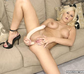 Stacy Thorn Breaks Out The Dildo 29
