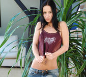 Susane Strips Out Of Her Tight Clothes 12