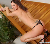 Czech Babe Victorie Shows Off Her Sensual Curves 20
