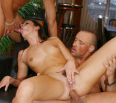 Lucy Lee gets fucked by 2 hung dudes 20