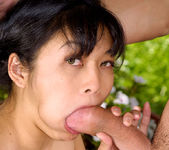 Mika Tan gets her ass drilled 12