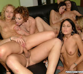 One lucky instructor fucks six hot girls 29