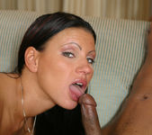 Lisa stars in some very hot threeway action 11