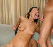 Lisa stars in some very hot threeway action 24
