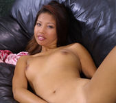 The lovely Nika Lani gets it good from lucky Jazz Duro 9