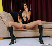 Latin Babe Shy Love Gets Her Face Covered In Spunk 6