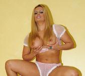 Busty Blonde Friday Gets Her Ass Rammed 18