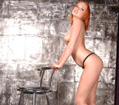 Hot Redhead Babe Vixen Gets The Full Deep Dick Treatment 21