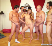 Innocent Young Chrissy Caine Gets Her Face Creamed 10