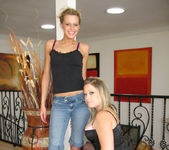 Brooke Scott And Nevaeh Lace 13