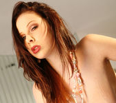Gianna Michaels Strips Down And Shows Off Her Sweet Jugs 23