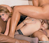 Chris Charming And Guy DaSilva Pump Lisa Sparxxx's Holes 11