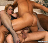 Chris Charming And Guy DaSilva Pump Lisa Sparxxx's Holes 19