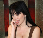 RayVeness Gets Her Mouth Filled 8