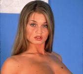 Busty Brunette Babe Rita Faltoyano 2