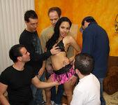 Ultra Hot Angelina Stoli craves the jizz 25