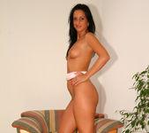Beautiful Simone Peach, the expert multi-tasker 23