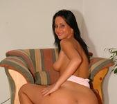 Beautiful Simone Peach, the expert multi-tasker 30