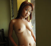 Shy Asian cutie pie Rona takes it all off 28
