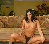 Ariana Jollee loves having cocks double parked in her pussy 3