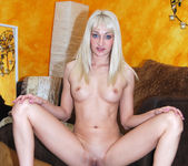 Perky Breasted Cum Swallower Rachel Luv 30