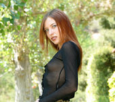 Smokin' Hot Redhead Katrina Gets Nailed 5
