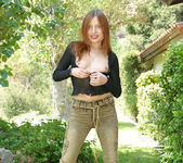 Smokin' Hot Redhead Katrina Gets Nailed 16