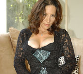 Melissa Monet Eats Black Dick 6