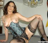 Melissa Monet Eats Black Dick 8