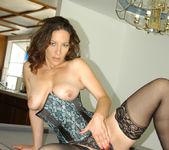 Melissa Monet Eats Black Dick 9