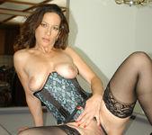 Melissa Monet Eats Black Dick 10