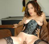 Melissa Monet Eats Black Dick 13