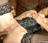 Melissa Monet Eats Black Dick 15