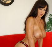 Lisa Ann Black Dick Pumped 6