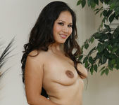 Asian Beauty Jessica Bangkok Sucks Some Shaft 17