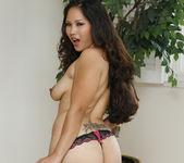 Asian Beauty Jessica Bangkok Sucks Some Shaft 24