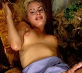 Perfect Blonde Babe Erica Anal Intrusion 13