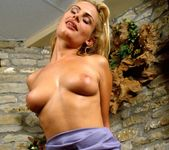 Perfect Blonde Babe Erica Anal Intrusion 17
