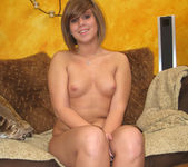 Sweet Young Chii Swallows Some Sperm 14