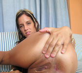 French Slut Pamela Swallows A Thick Load Of Ball Butter 28
